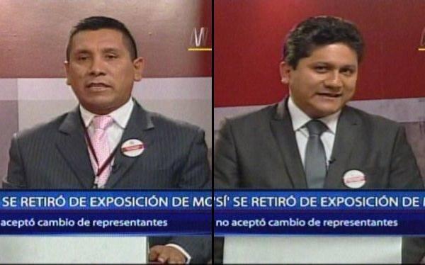 Regidores de Lima: