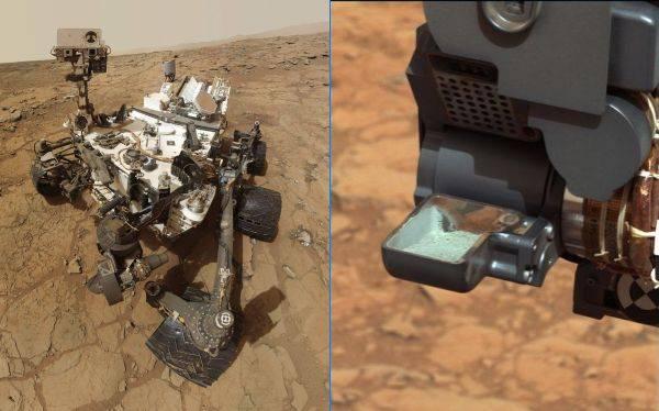 Marte pudo haber albergado vida, según últimos hallazgos del Curiosity