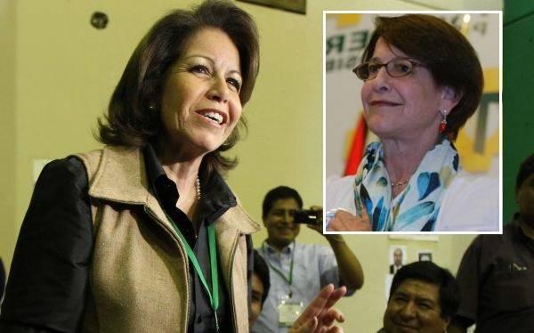 Lourdes Flores cierra mañana campaña del PPC a favor del NO a la revocación