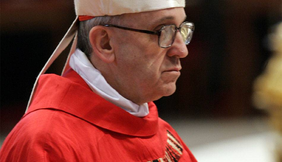 PERFIL: el cardenal Jorge Mario Bergoglio, el primer papa de América Latina