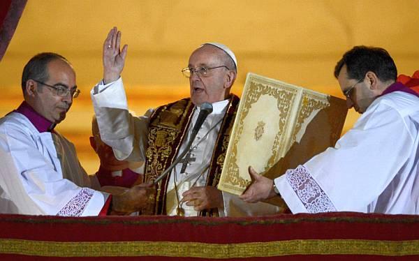 ¿Por qué el nuevo Papa eligió el nombre de Francisco I?