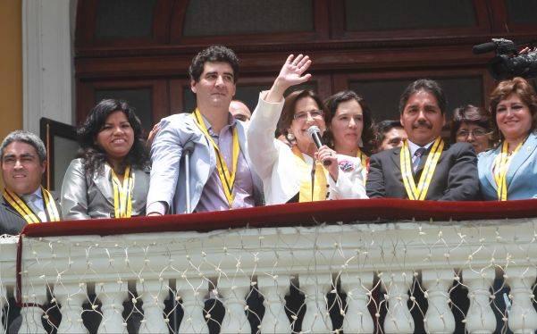 ¿Quién es quién en la cédula de la revocación en Lima?