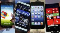 Samsung, Apple, iPhone 5, HTC One, Galaxy SIV, Samsung Galaxy SIV