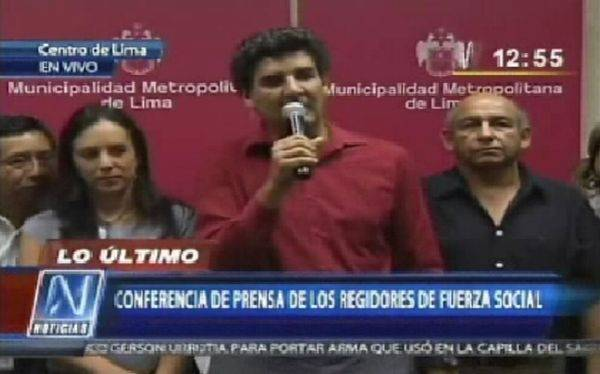 Nueva elección en Lima sería
