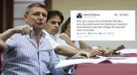 Municipalidad de Lima, Twitter, Revocacin a Villarn