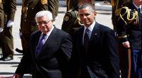 Barack Obama, Mahmud Abbas