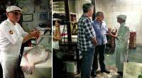 , Javier Wong, Anthony Bourdain