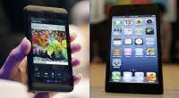 iPhone, Apple, BlackBerry, Smartphones, BlackBerry 10, BlackBerry Z10