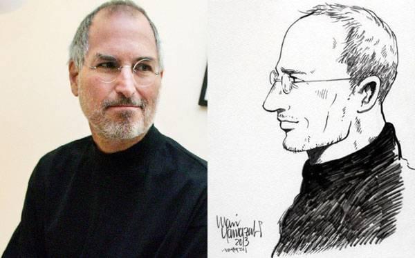 Steve Jobs ahora es un personaje de manga