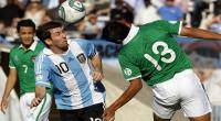 Lionel Messi, Seleccin argentina, Seleccin boliviana, Eliminatorias Brasil 2014