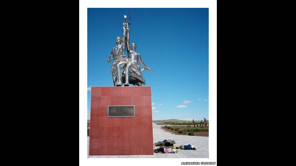 Cómo es la vida en la frontera entre China y Rusia