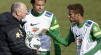 Neymar, Seleccin brasilea, Brasil 2014, Luiz Felipe Scolari
