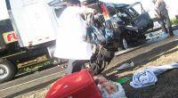 Accidentes, Sutran, Accidentes de tránsito, Accidentes de carretera, Choferes, Luz Ámbar, Conductores,  Imprudencia