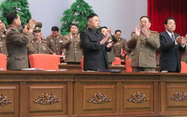Corea del Norte declaró