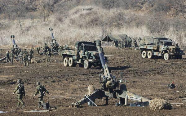 Corea del Sur reveló plan de