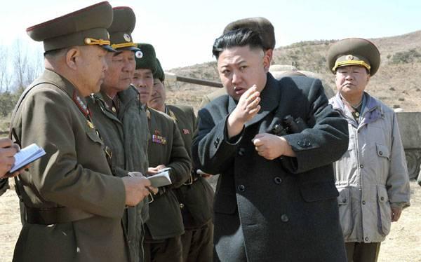 Corea del Norte da luz verde a su ejército para ataque nuclear contra EE.UU.