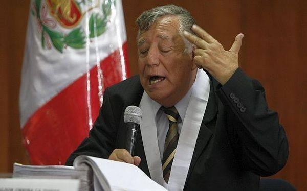La Parada: investigación contra juez Malzon Urbina concluirá en 15 días