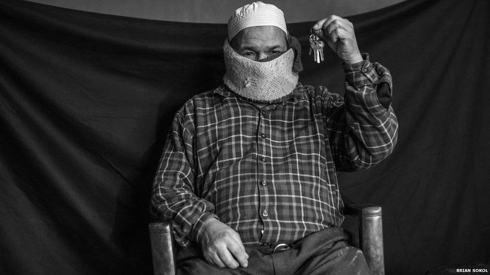 Objetos que atesoran los refugiados sirios (JD)