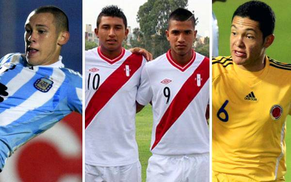 Resultados y tablas de posiciones del Sudamericano Sub 17