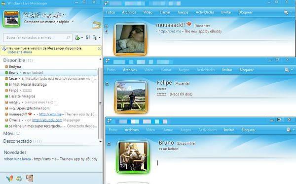Messenger cierra hoy y Skype lo releva