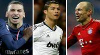 Cristiano Ronaldo, Lionel Messi, Champions League, Liga de Campeones, UEFA