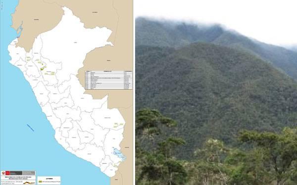 Trece nuevas áreas de conservación privada serán hoy reconocidas