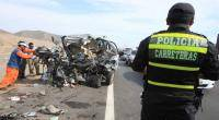 Accidentes, Policía de Carreteras, Accidentes de tránsito, Accidentes de carretera, Arequipa, Accidentes vehiculares, Sedapar