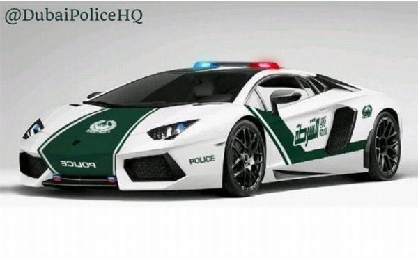 Las Nuevas Patrullas En Dubai Seran Lamborghini Autos En Taringa