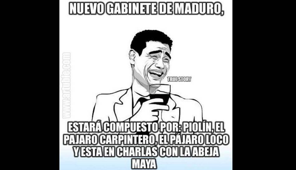 Memes ridiculizan elecciones en Venezuela y triunfo de Nicolás Maduro