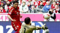 Bayern Mnich gole 4-0 a Nurenberg pero Claudio Pizarro no pudo anotar