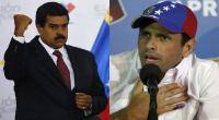 Nicols Maduro, Henrique Capriles