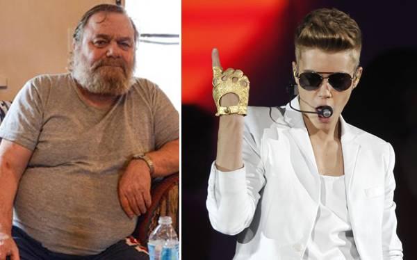 Abuelo de Justin Bieber vive en la indigencia y asegura que