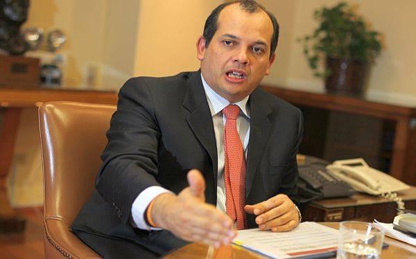 Ministro Castilla: