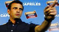 Venezuela, Henrique Capriles