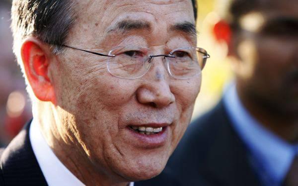 Ban Ki-moon alerta en Día de la Tierra que el planeta está