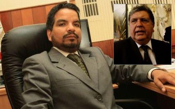 Arbizu pidió extender levantamiento del secreto bancario de Alan García