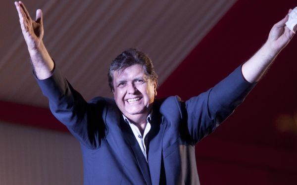 Alan García postularía el 2016
