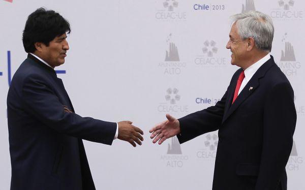 Piñera: fallo de la Corte La Haya en caso Chile-Bolivia podría abrir una caja de Pandora