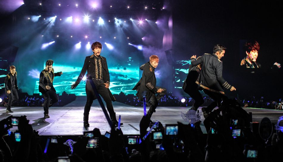 , Música, Conciertos en Lima, Super Junior
