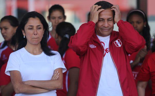 El 39% de los peruanos no quiere que Nadine Heredia postule el 2016