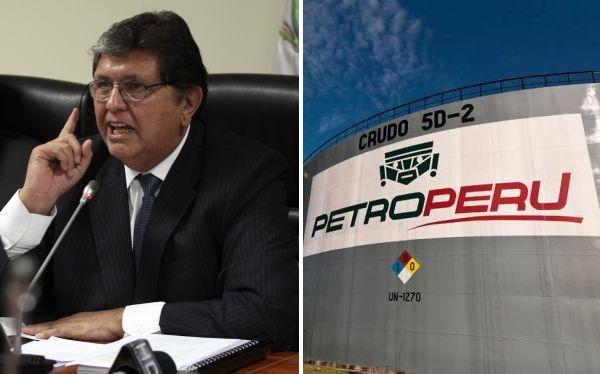 """Alan García: decreto que posibilita compra de Repsol es """"chavismo puro"""""""