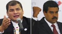 Rafael Correa, , Nicols Maduro, Henrique Capriles