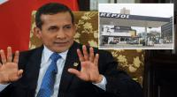 Humala reconoci inters del Estado en comprar acciones de Repsol