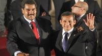 Ollanta Humala, Nicols Maduro, 