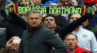 Champions League, Real Madrid, Jos Mourinho, Liga de Campeones, Borussia Dortmund