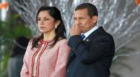Ollanta Humala, Nadine Heredia