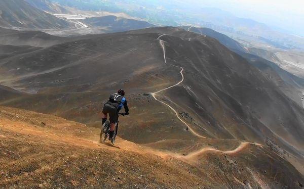 Ciclismo de montaña: la ruta del Chirimoyo en Pachacámac