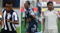 Programacin fecha 13: hoy juegan Alianza Lima, Sporting Cristal y la 'U'