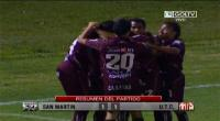San Martn empat 1-1 ante UTC en el Callao y sigue como colero
