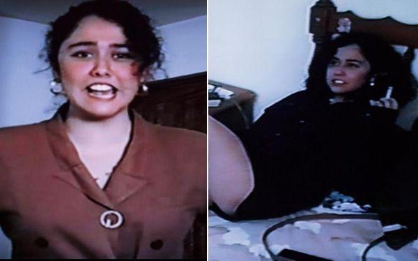 Nadine Heredia protagonizó un cortometraje cuando era universitaria
